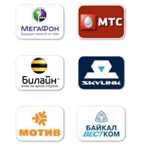 Операторы сотовой связи Касумкента